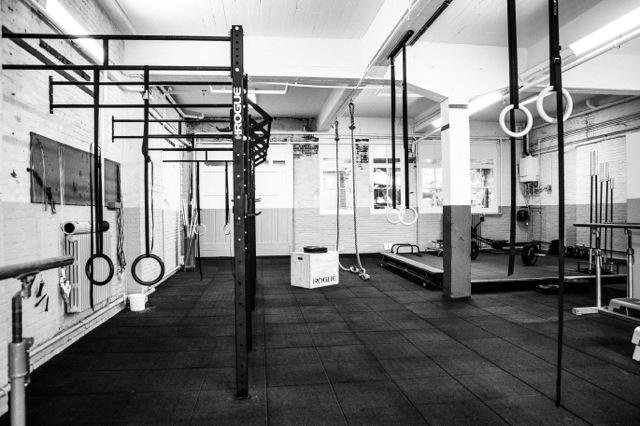 Complete gym at physiotherapist Fysio en Zo in The Hague, Scheveningen