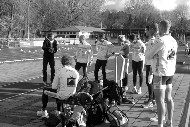 Pose Running Clinic in The Hague