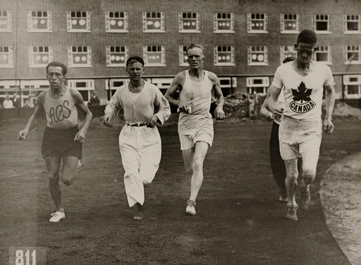 hardlopers in 1928, olympishe spelen